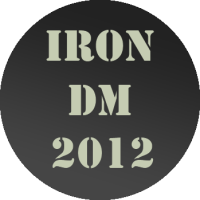 Iron DM 2012 Interview #1