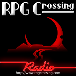 RPG Crossing Radio Logo